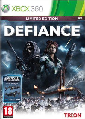 Copertina del gioco Defiance per Xbox 360