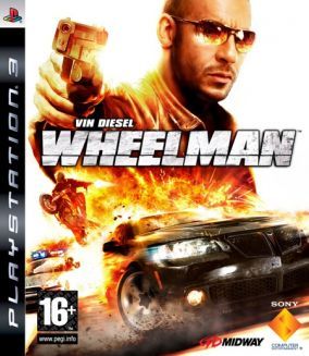 Copertina del gioco The Wheelman per PlayStation 3