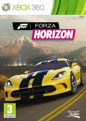 Immagine della copertina del gioco Forza Horizon per Xbox 360