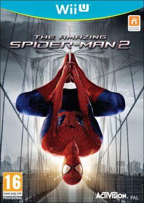 Immagine della copertina del gioco The Amazing Spider-Man 2 per Nintendo Wii U