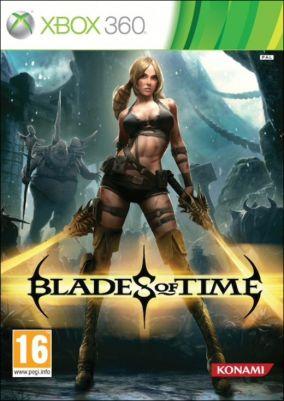 Copertina del gioco Blades of Time per Xbox 360
