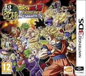 Immagine della copertina del gioco Dragon Ball Z Extreme Butoden per Nintendo 3DS
