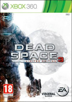 Copertina del gioco Dead Space 3 per Xbox 360