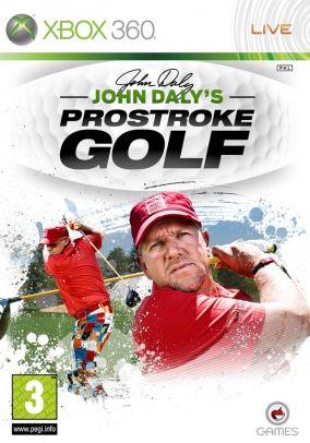 Copertina del gioco ProStroke Golf: World Tour per Xbox 360