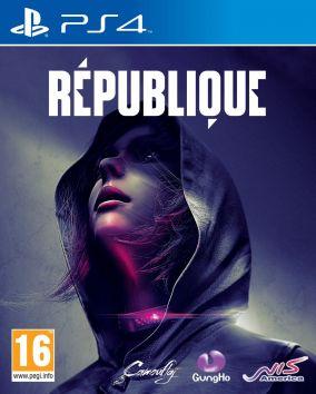 Immagine della copertina del gioco Republique per Playstation 4