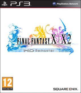 Immagine della copertina del gioco Final Fantasy X/X-2 HD Remaster per PlayStation 3