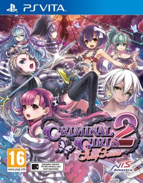 Copertina del gioco Criminal Girls 2: Party Favors per PSVITA