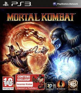 Immagine della copertina del gioco Mortal Kombat per PlayStation 3