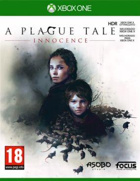 Immagine della copertina del gioco A Plague Tale: Innocence per Xbox One
