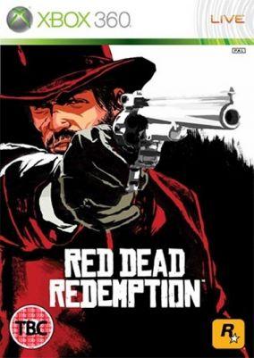 Copertina del gioco Red Dead Redemption per Xbox 360