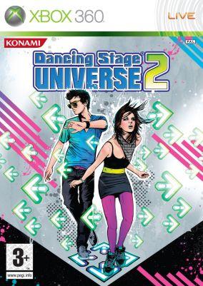 Immagine della copertina del gioco Dancing Stage Universe 2 per Xbox 360