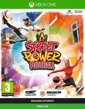 Copertina del gioco Street Power Football per Xbox One
