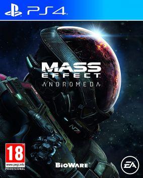 Immagine della copertina del gioco Mass Effect: Andromeda per Playstation 4