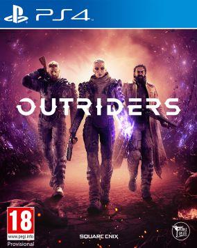 Copertina del gioco Outriders per PlayStation 4