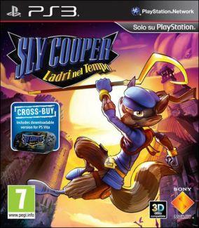 Immagine della copertina del gioco Sly Cooper: Ladri nel Tempo per PlayStation 3