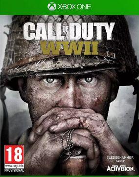 Immagine della copertina del gioco Call of Duty: WWII per Xbox One