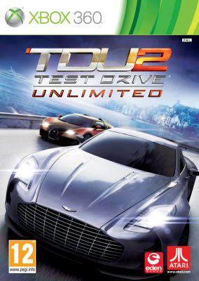 Immagine della copertina del gioco Test Drive Unlimited 2 per Xbox 360