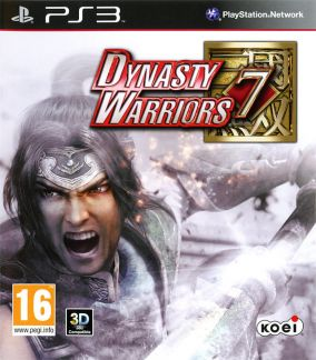 Copertina del gioco Dynasty Warriors 7 per PlayStation 3