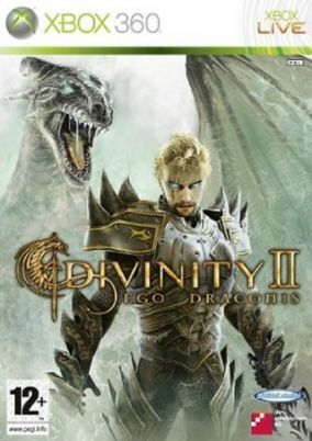 Copertina del gioco Divinity 2: Ego Draconis per Xbox 360