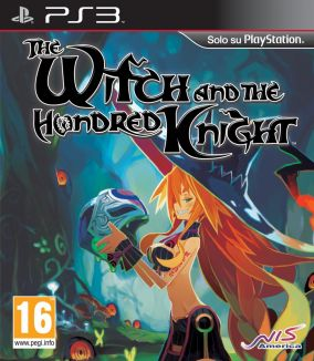 Copertina del gioco The Witch and the Hundred Knight per PlayStation 3