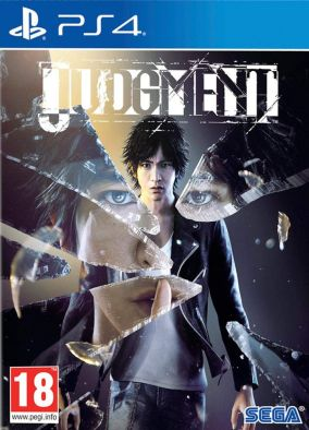 Copertina del gioco Judgment per PlayStation 4