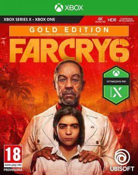 Copertina del gioco Far Cry 6 per Xbox One