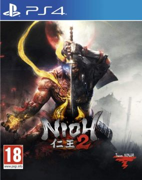 Copertina del gioco NiOh 2 per PlayStation 4