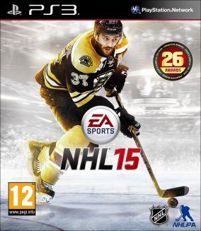 Copertina del gioco NHL 15 per PlayStation 3