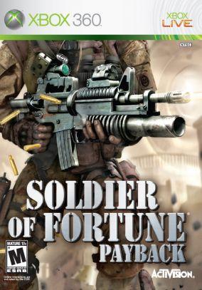 Copertina del gioco Soldier of Fortune: PayBack per Xbox 360