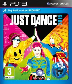 Copertina del gioco Just Dance 2015 per PlayStation 3