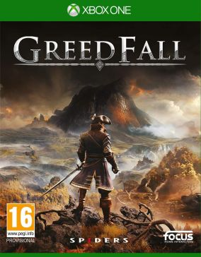 Copertina del gioco Greedfall per Xbox One