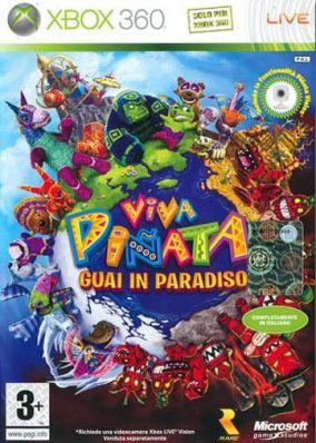Copertina del gioco Viva Pinata: Guai in Paradiso per Xbox 360