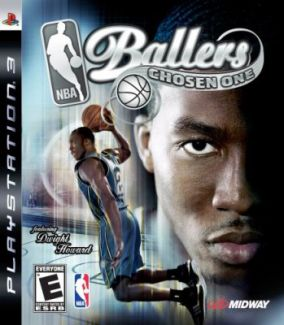 Copertina del gioco NBA Ballers Chosen One per PlayStation 3
