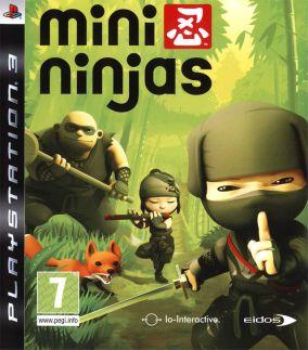 Copertina del gioco Mini Ninjas per PlayStation 3