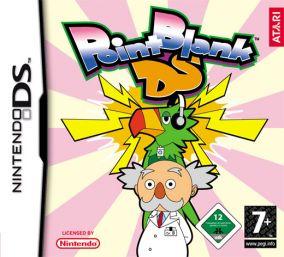 Immagine della copertina del gioco Point Blank DS per Nintendo DS
