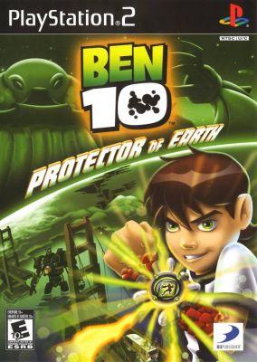 Copertina del gioco Ben 10: Il Difensore della Terra per PlayStation 2