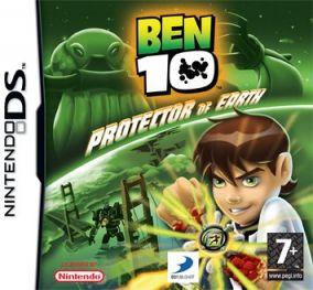 Immagine della copertina del gioco Ben 10 - Protector of Earth per Nintendo DS