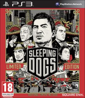 Copertina del gioco Sleeping Dogs per PlayStation 3