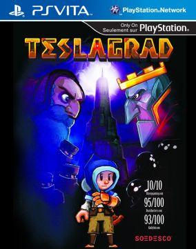 Copertina del gioco Teslagrad per PSVITA
