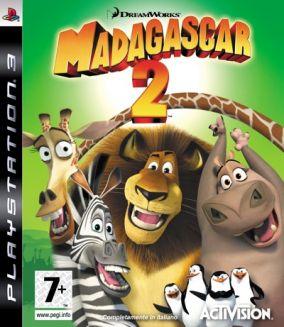 Immagine della copertina del gioco Madagascar: Escape 2 Africa per PlayStation 3