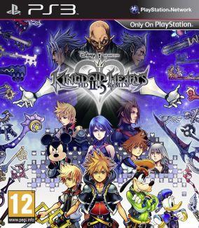 Copertina del gioco Kingdom Hearts HD 2.5 Remix per PlayStation 3