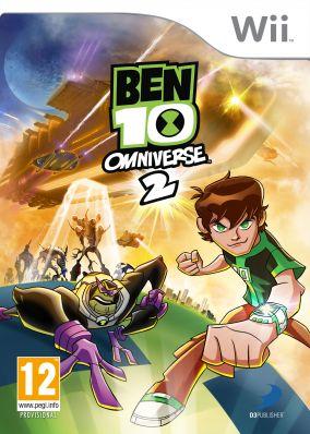 Copertina del gioco Ben 10: Omniverse 2 per Nintendo Wii