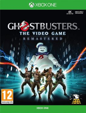 Copertina del gioco GhostBusters: The Videogame Remastered per Xbox One