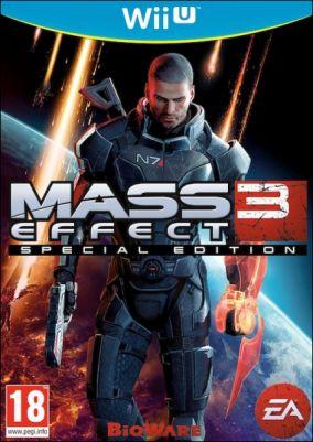 Immagine della copertina del gioco Mass Effect 3 per Nintendo Wii U