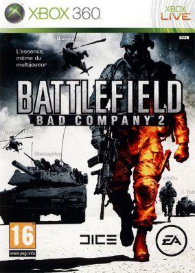 Copertina del gioco Battlefield: Bad Company 2 per Xbox 360