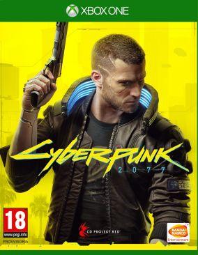 Immagine della copertina del gioco Cyberpunk 2077 per Xbox One
