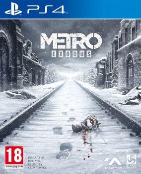 Immagine della copertina del gioco Metro Exodus per PlayStation 4