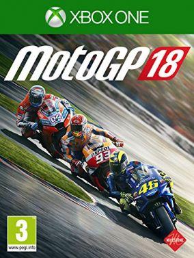 Immagine della copertina del gioco MotoGP 18 per Xbox One