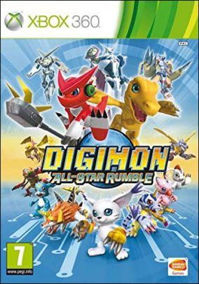 Immagine della copertina del gioco Digimon All-Star Rumble per Xbox 360