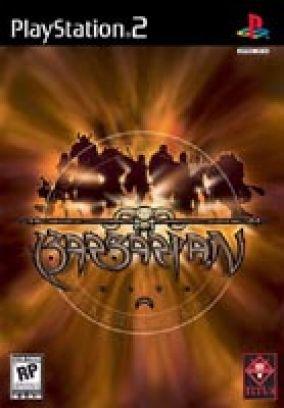 Copertina del gioco Barbarian per PlayStation 2